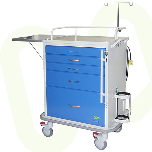 Deluxe Emergency Cart Ref. 8234