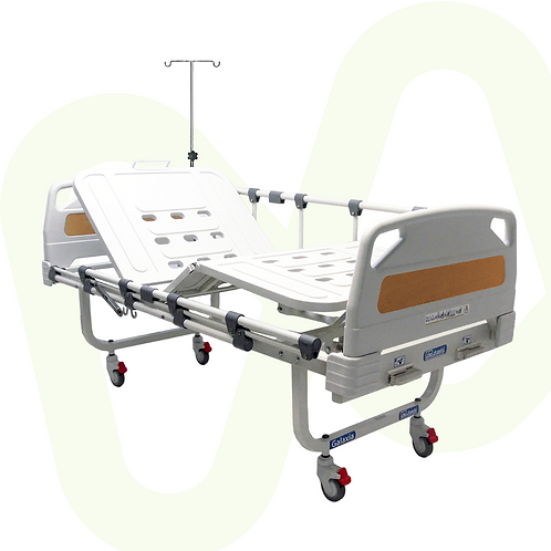 Mechanical Hospital Bed Galaxia Fixed Height Ref.344501