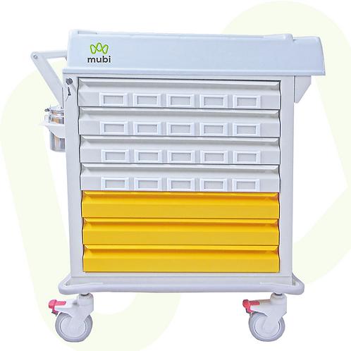 Deluxe Medicines Cart Nova Ref.824202
