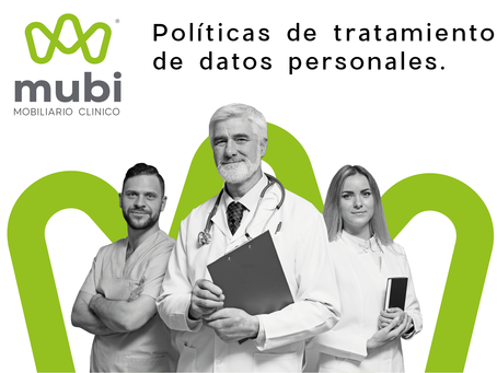 Políticas de Tratamiento de Datos personales.