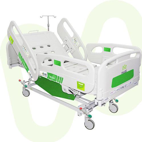 Cama Hospitalaria Eléctrica Lynix Cubrimiento Total Bloqueo Central Ref.358103