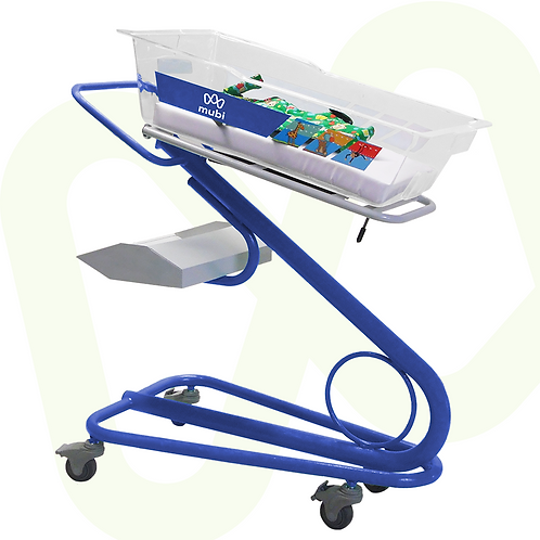 Anti-reflux Bassinet for Neonate Ref. 3301