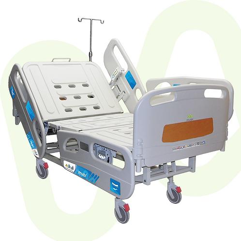 Cama Hospitalaria Quaxar Cubrimiento total y Bloqueo Individual Ref.357001