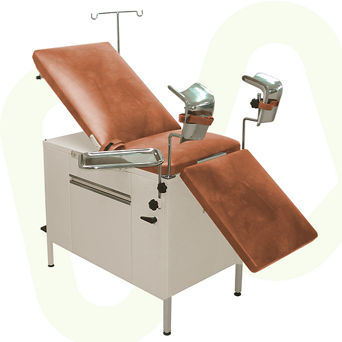 Examination Table Hamilton with Gynecological Accessories Ref.8103
