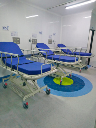 San Luis Medical center - Soacha
