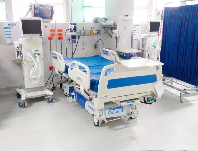 Maria Auxiliadora Hospital - Peru