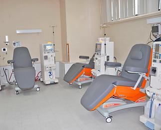 Centro de Diálisis del Hospital IESS Ambato - Ecuador