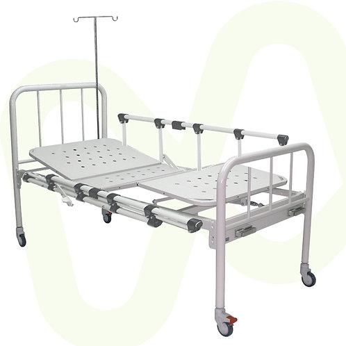 Cama hospitalaria sencilla