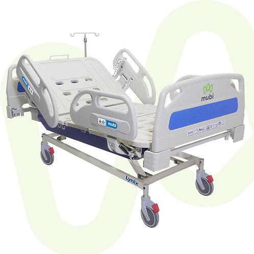 Cama Hospitalaria Eléctrica Lynix CM Bloqueo Individual Ref.318012