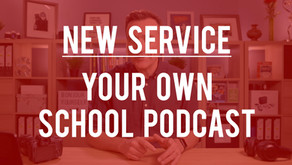 A school podcast. And why you need one.