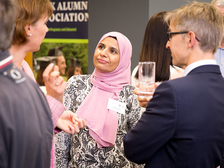 University of York Alumni Event (Aug 2017)