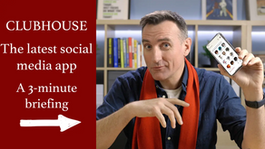 CLUBHOUSE! Understand what it is in three minutes...