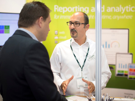 Telecoms photographer for marketing at Convergence Summit (Oct 2014)