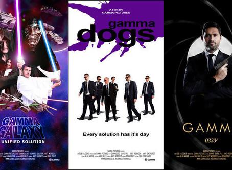 Gamma at the Movies (Mar 2018)