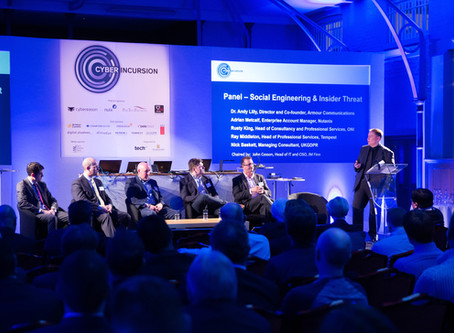 Cyber Incursion Event, London