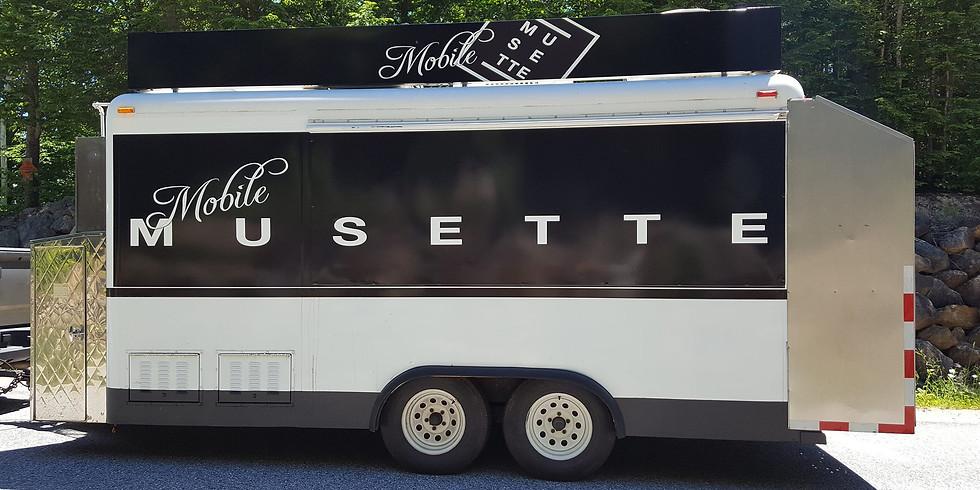Mobile Musette @ XOTA