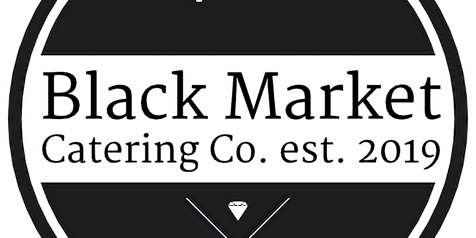 Black Market Catering at XOTA