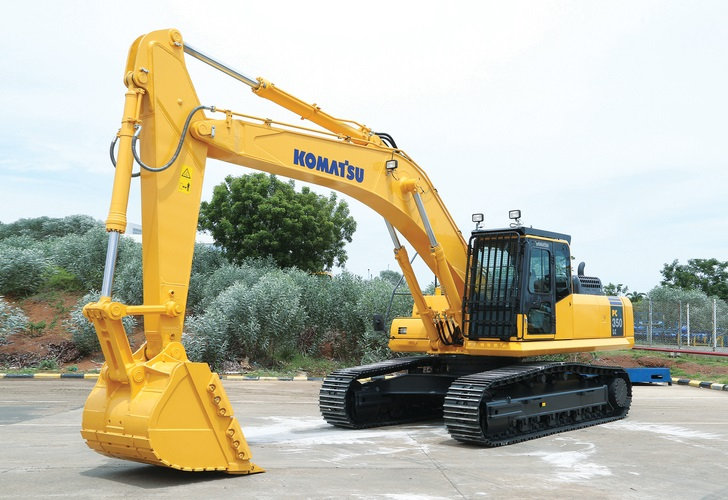 Full Size Excavator Services
