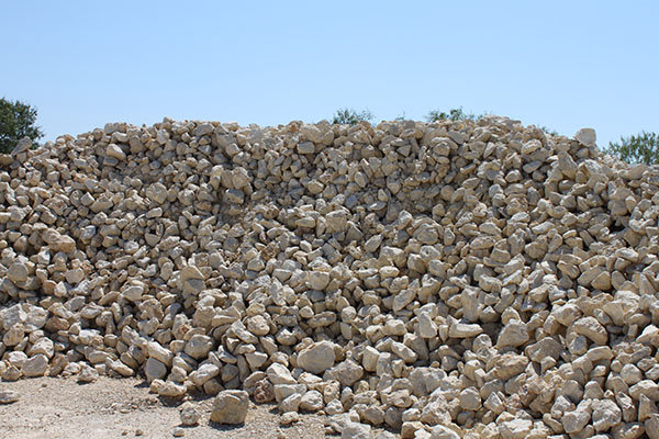 "4"" - 8"" Limestone"