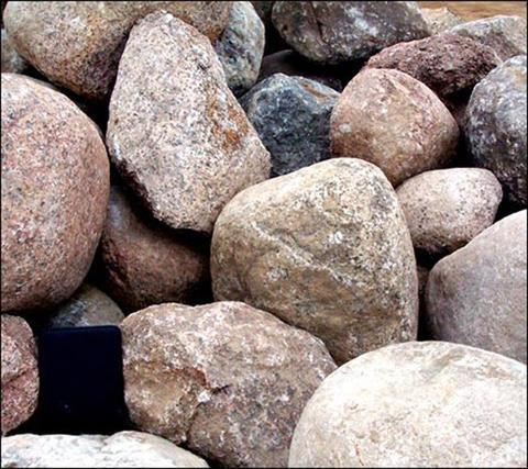 Oversize Field Stone