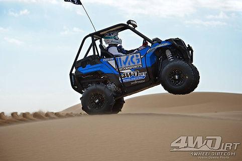 IMG Motorsports Polaris ACE Due project