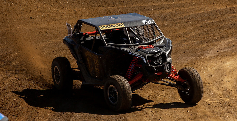 Can Am Maverick X3 Jason Ellis Race Car