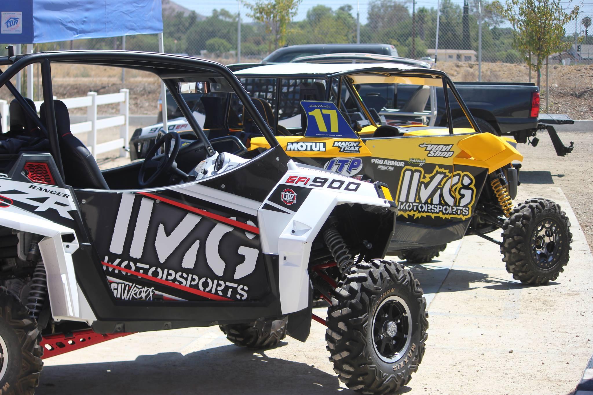 IMG Motorsports racing team