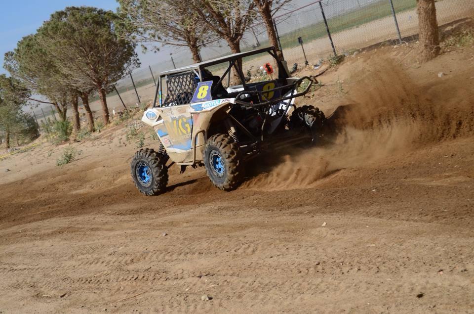 IMG Motorsports Can Am Maverick 1000
