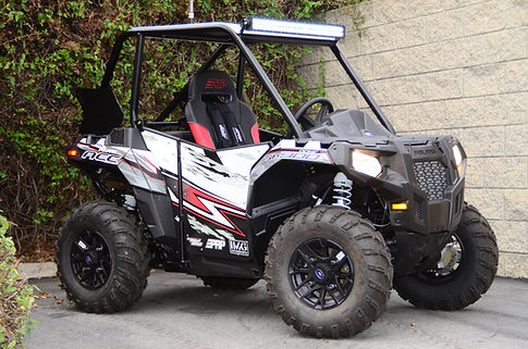 Polaris ACe Parts and Accessories - IMG Motorsports