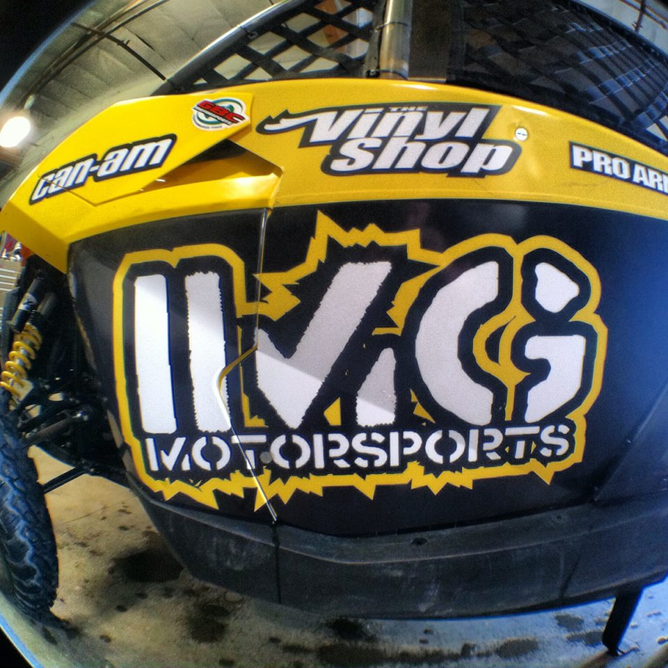 IMG Motorsports Can Am Maverick Race