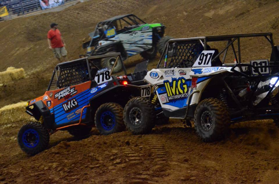 Team IMG Motorsports stadium racing