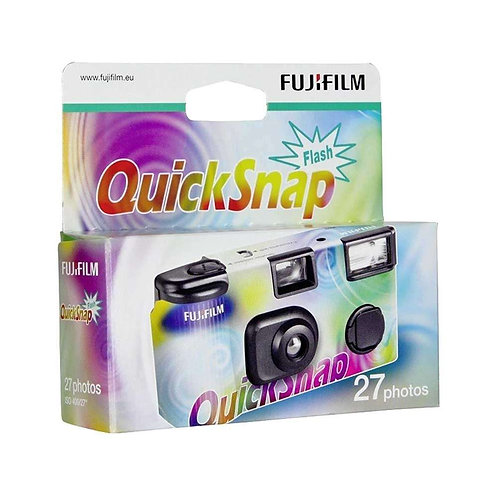 Fujifilm Quicksnap Flash 27 Disposable camera