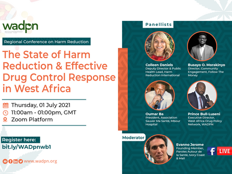 [VIDEO] Regional Conference on Harm Reduction: The State of Harm Reduction & Effective Drug Control