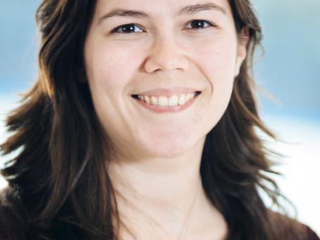 Dr Beth Clarkson wins CBIRA 2020