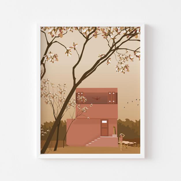 Casa de Monte | Print