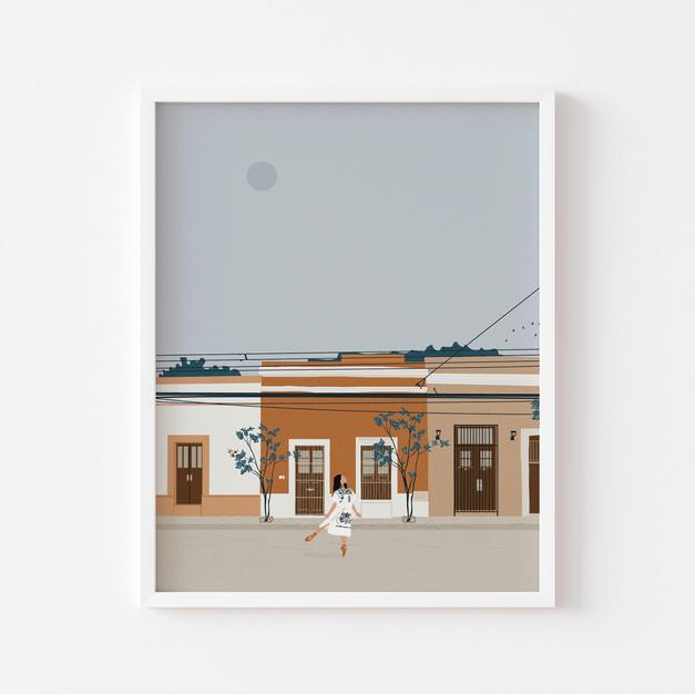 Mérida | Print
