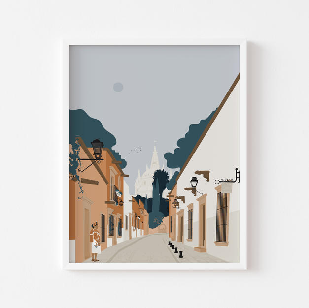 San Miguel de Allende | Print