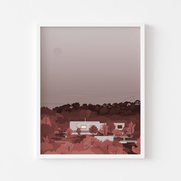 Place du village | Print