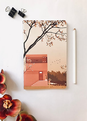 Notebook | Monte House