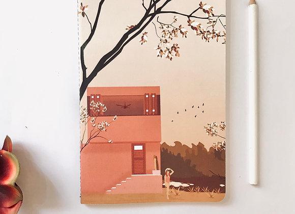 Libreta | Casa de Monte