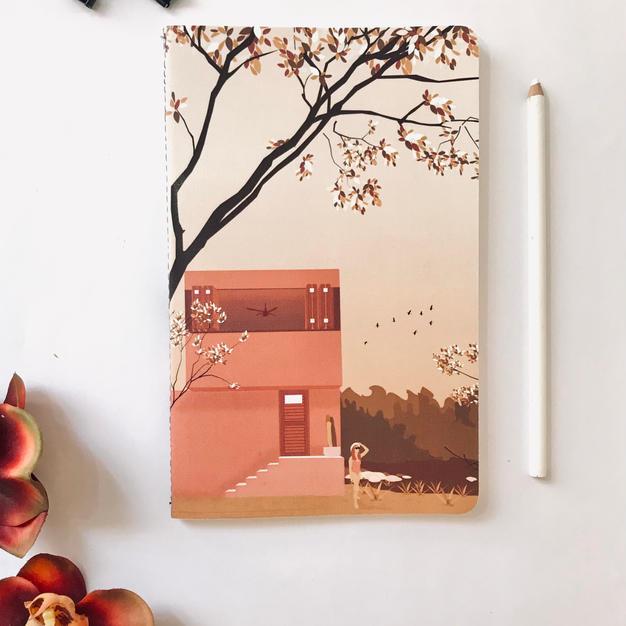 Casa de Monte | Libreta