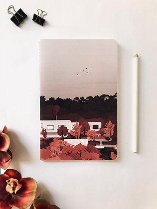 Notebook | Place du Village