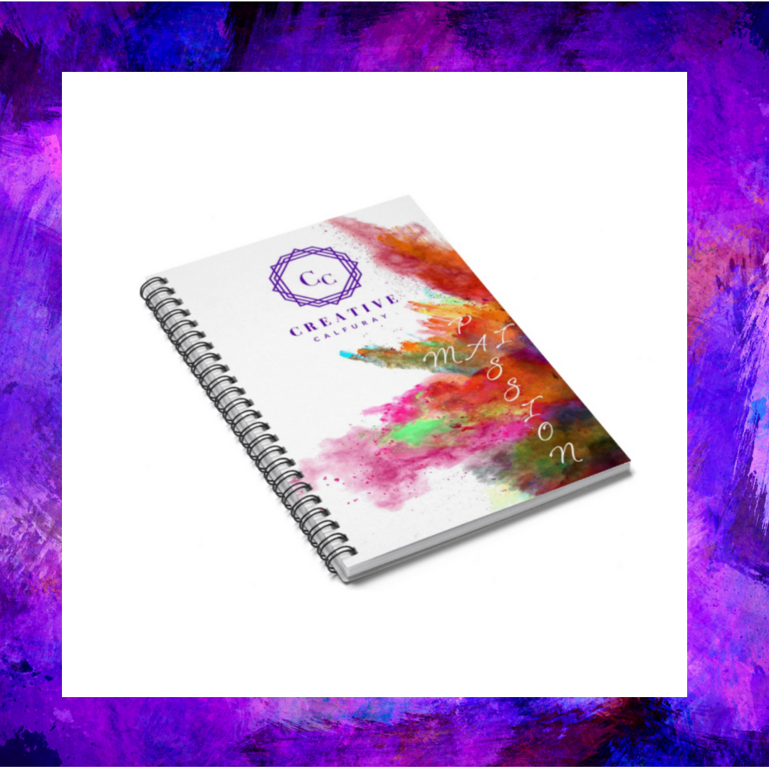 This is the official logo journal of Creative Calfuray.