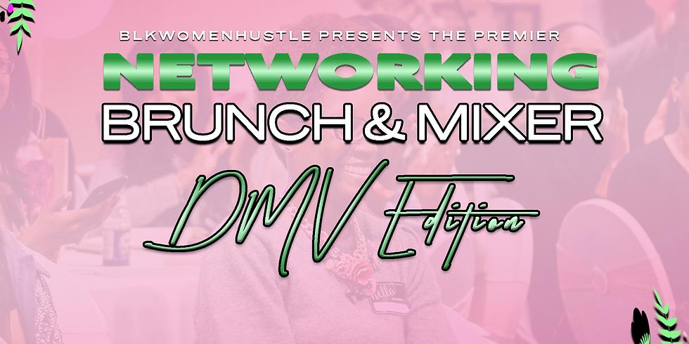 BlkWomenHustle Networking Brunch & Mixer