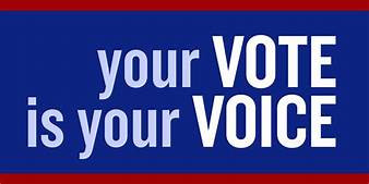 Speak Up and Let Your Vote Be Heard