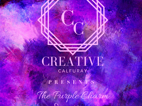 """Welcome to """"The Purple Charm Experience""""!"""