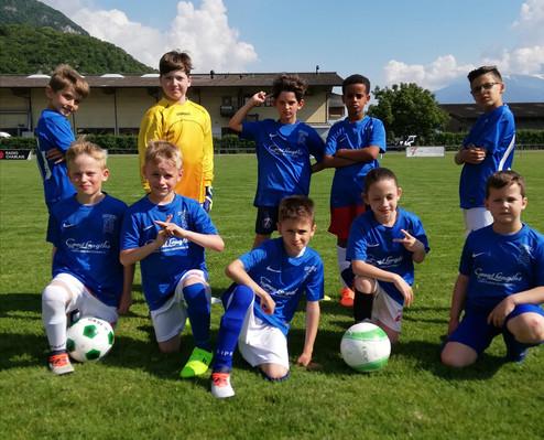 Juniors F 2020-2021