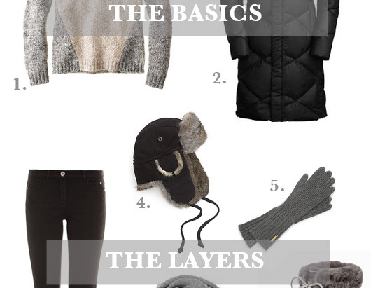 Layer It: Snow Day