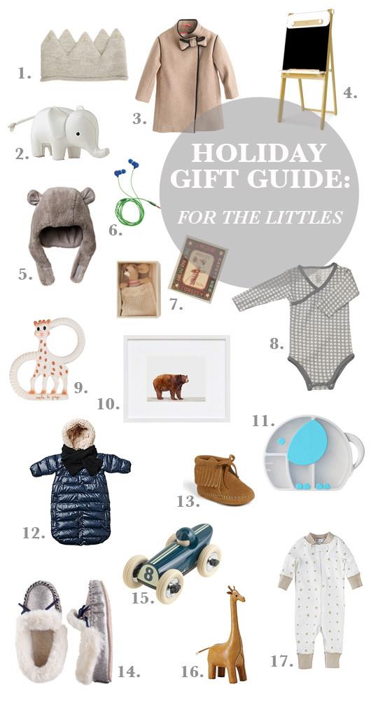 Gift Guide: For the Littles | Sacramento Street