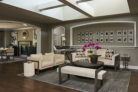 Transitional Luxe Residence
